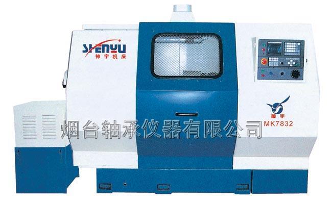 MK7832型刹车盘数控磨床